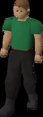 Plain clothing (male)