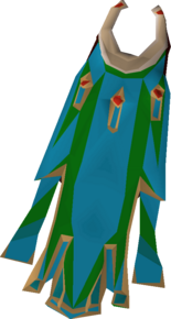 Imbued guthix max cape detail