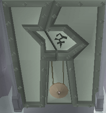 Bandos' Stronghold door