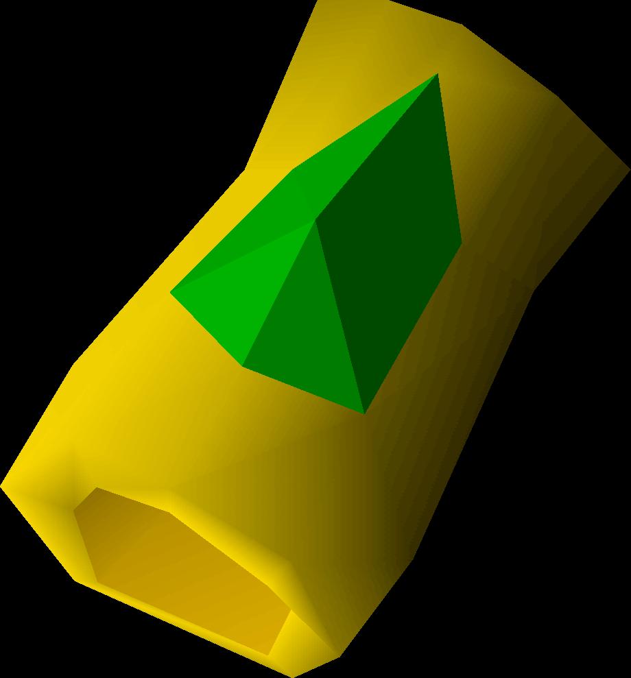 Emerald bracelet   Old School RuneScape Wiki   FANDOM powered by Wikia