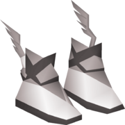 Graceful boots (Kourend) detail
