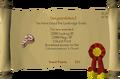 Recipe for Disaster (Freeing the Lumbridge Guide) reward scroll.png