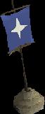Saradomin flag