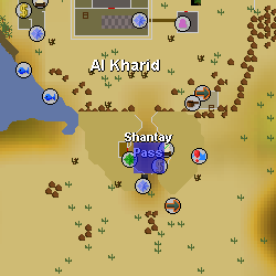 Shantay Pass Shop location