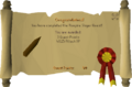Vampire Slayer reward scroll.png