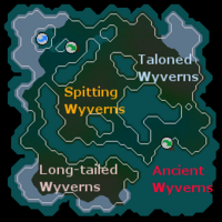 Wyvern Cave (task only) map