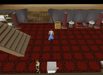 Emote clue - shrug Shayzien command tent