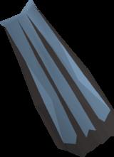 Graceful cape (Piscarilius) detail