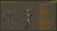 Justiciar armour design v1