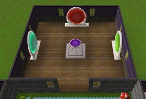 Portal Chamber built