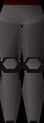 Iron platelegs (t) detail