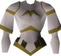 Bandos robe top detail