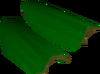Green d'hide vamb detail