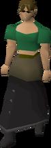 Sash & skirt