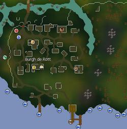 Burgh de Rott map