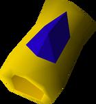 Sapphire bracelet detail
