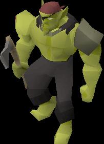 Sergeant Grimspike