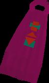 Ham cloak detail