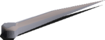 Needle detail