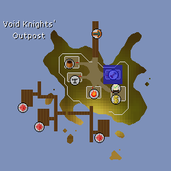 Squire (Void Knights ranged shop) location