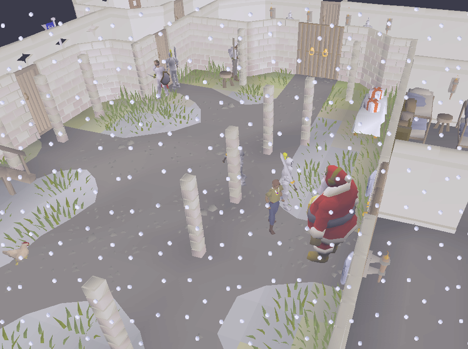 2015 Christmas event | Old School RuneScape Wiki | FANDOM powered ...