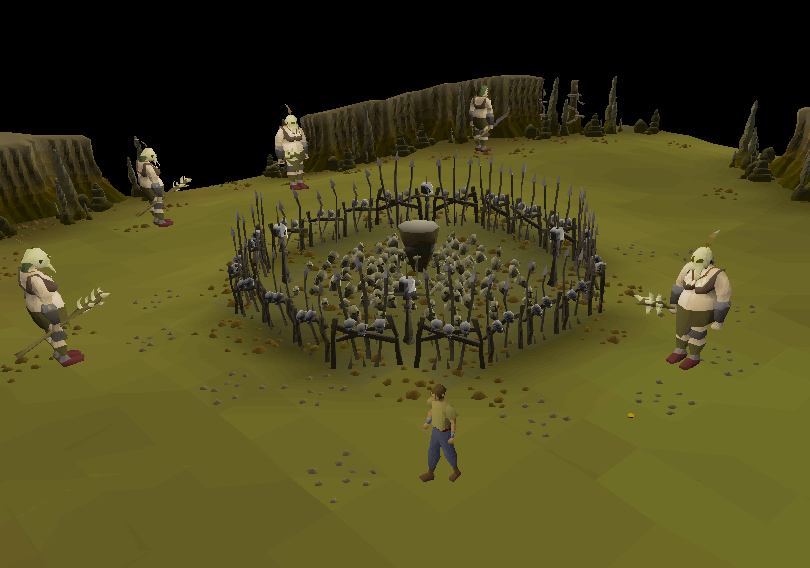 Corsair Cove Dungeon | Old School RuneScape Wiki | FANDOM