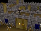 Dark Warriors' Fortress