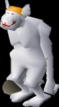 Ice troll female