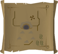 Map clue Mogre Camp