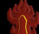 Demonic throne
