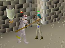 Fighting Sir Leye