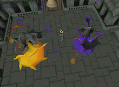 Grotesque Guardians special attack
