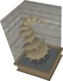 Petrified Spine Plant display.png
