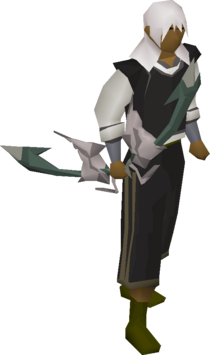 3rd age bow equipped