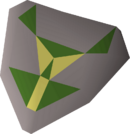Paladin's badge (Sir Carl) detail