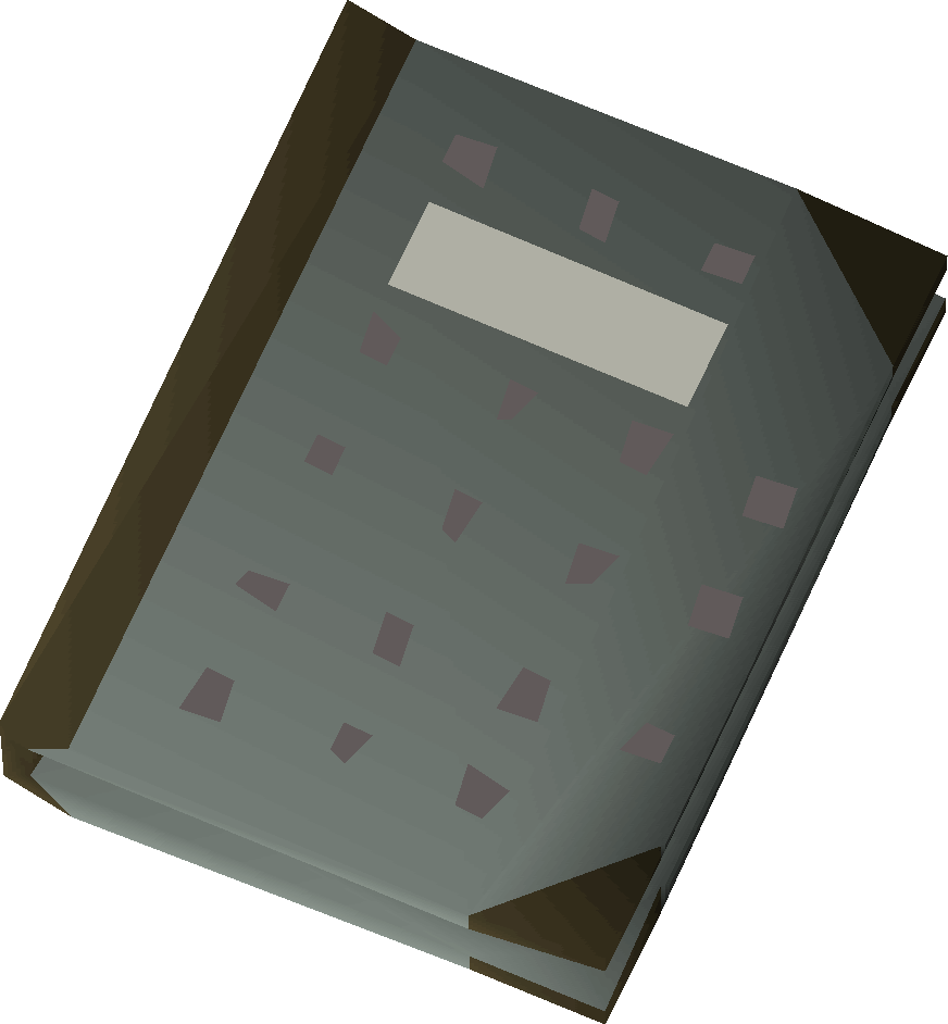 Necromancy book detail