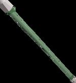 Adamant cane detail