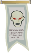 Ghoul Champion's banner