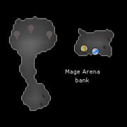 Mage Arena bank map