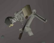 Skeletal Miner Corpse