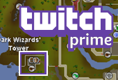 Twitch Prime live! newspost