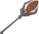 Void knight mace detail