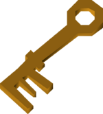 Bedabin key detail