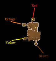 Basement of Doom map