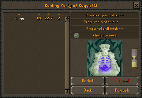 Chambers of Xeric- Challenge Mode Is Here! (2)