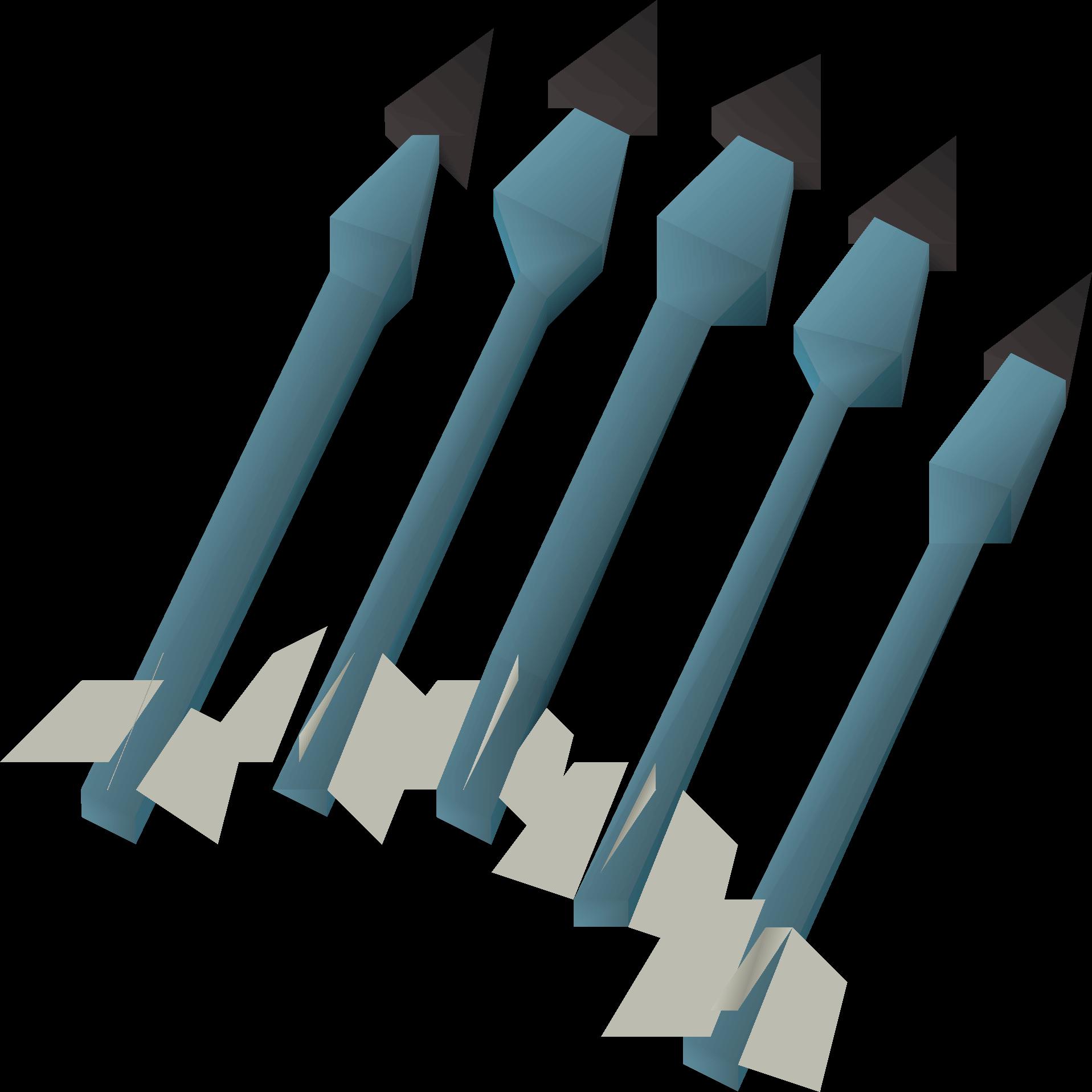 Onyx bolts (e) detail