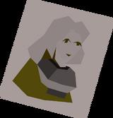 Sithik portrait detail