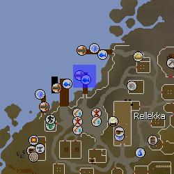 Torfinn location