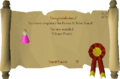 Romeo & Juliet reward scroll.png