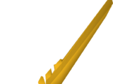 Saradomin's blessed sword